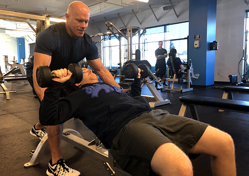 Murphy Plano Personal Trainer